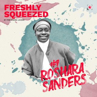 E9: 'The Soldier Chef' Roshara Sanders