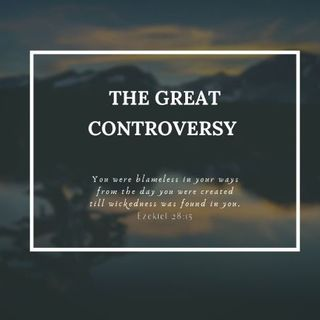 The Great Controversy - The Cross