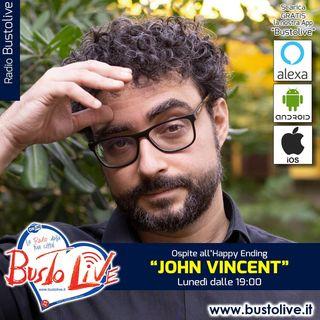 Intervista a John Vincent