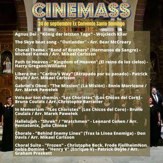 Fimucité14 (Cinemass: Misa Cinematográfica-24 sept. 2020)