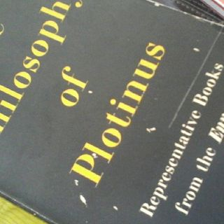 """Reading Plotinus's """"The Dialectic"""" Part One: The Method Of Philosophy"""
