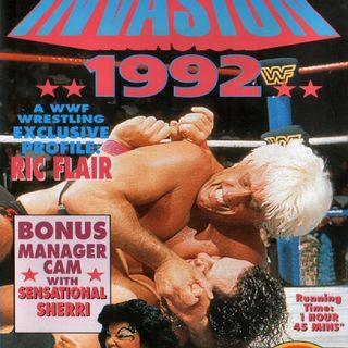 ENTHUSIATIC REVIEWS #218: WWF Invasion 1992 Watch-Along