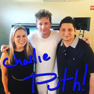 Charlie Puth live from his mobile recording studio!
