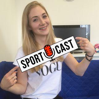 Karolina Pandzich | Od czego jest zależna cena występu cheerleaderek? | #16 SPORTCAST