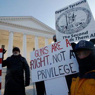 ...About Politics (Assault Weapons, Nevada Caucus)