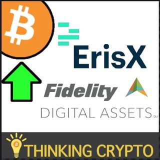 ErisX & Fidelity Digital Assets Partnership - Reddit Builds Crypto - $14M Bitcoin Fund on Stock Exchange