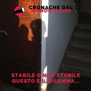 12 Stabile o non stabile, questo è il dilemma...