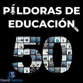 PDE50 - CINCUENTA, porque otra educación es posible