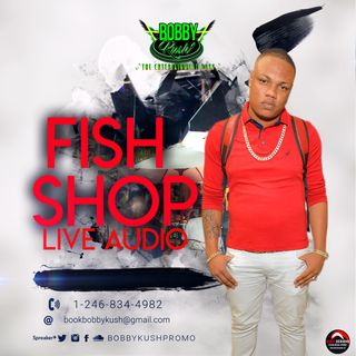 BOBBY KUSH LIVE AT FISH GUYANA TOUR