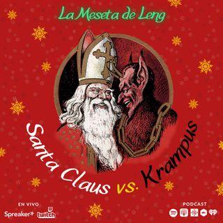 Ep. 61 - Santa Claus vs. Krampus