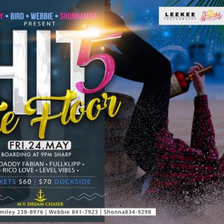 Hit The Floor 5 Promo Mix (May 24th, 2019)