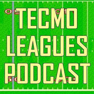 Tecmo Leagues Fantasy Football Podcast