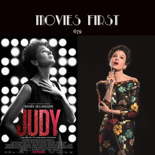 679: Judy (Biography, Drama, History) (the @MoviesFirst review)