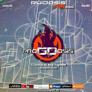 proGDosis 226 - 03abr2021 - Estructura