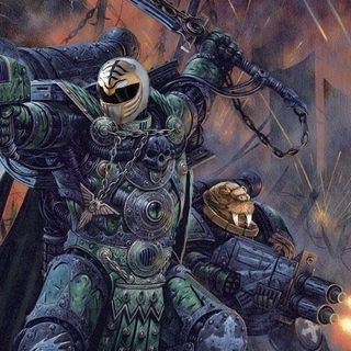 Political Science Theater 40K