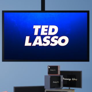 Ted lassos our hearts once again