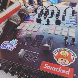 Smoke Session Podcast DJ SMOKE BLACK