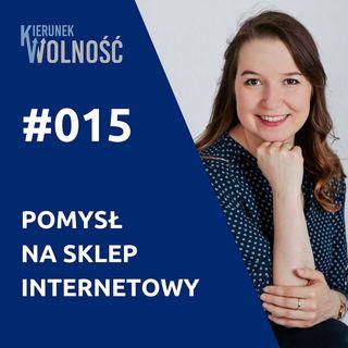KW015: Pomysł na sklep internetowy