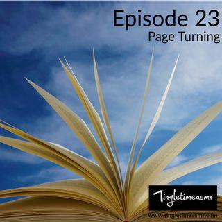 Episode 23 - Page Turning