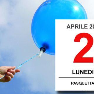 W il non 2 aprile divorato da Pasquetta