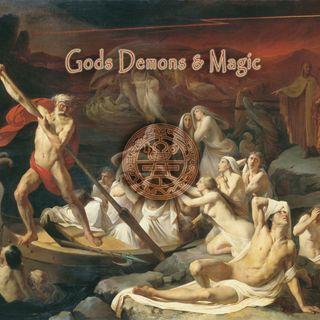 Gods Demons Magic: Into the Afterlife