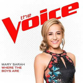 Mary Sarah From The Voice On NBC