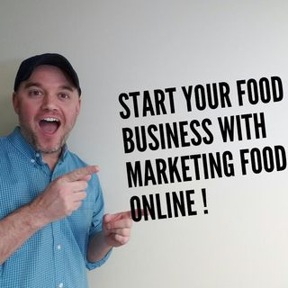 How to start a food business Youtube for your food products Online video marketing