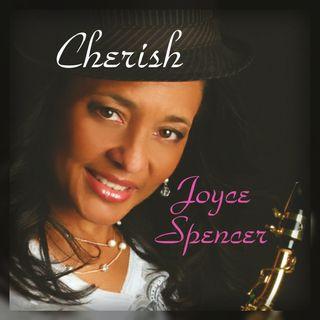 Returning guest Award-Winning saxophonist, flutist and vocalist Joyce Spencer