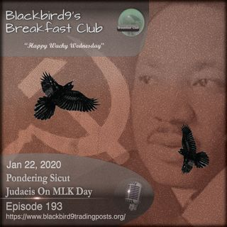Pondering Sicut Judaeis On MLK Day - Blackbird9 Podcast