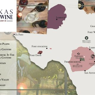 Ep 299: Texas Wine Country with the Wineries of Texas Fine Wine