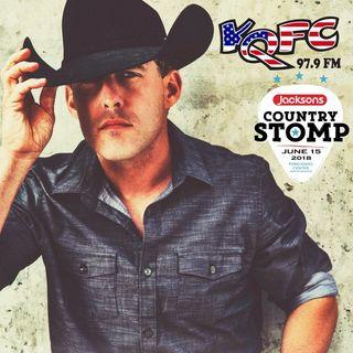 AARON WATSON - 2018 Jackson's Country Stomp Announcement