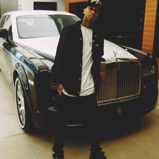 Tyga Luxury Vehicles Repo- Talk Music Ent Pod Show