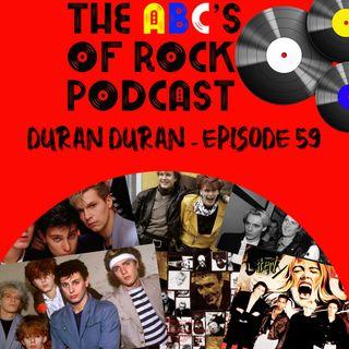 """Duran Duran - """"I'm Talking For Free"""" - Episode 59"""