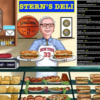 DAVID STERN Talks Mortality, Legacy, Kobe's Lakers, NBA's Future in Europe -- and Sings Sinatra