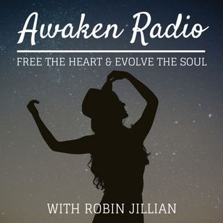 "040: ""Unbounded - Journey to Your Within"" w/ book of the same name by Author Aaron McCormick with Robin Jillian"