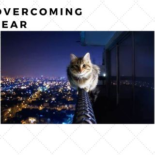 overcoming fear - MP3-1