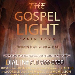 The Gospel Light Radio Show  -  Episode 1