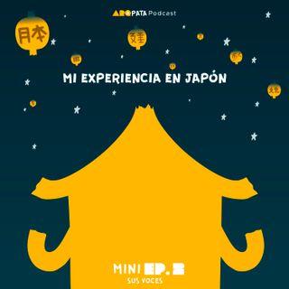 T1MiniE2: Sus voces - Experiencias en Japón