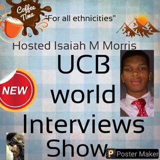 UCB World Interviews Show