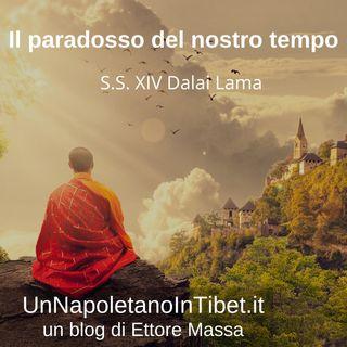 Il paradosso del nostro tempo di S.S. XIV Dalai Lama