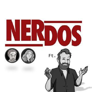 NerDos - Ep14 Frodo falló como heroe ft. Pablo Araiza