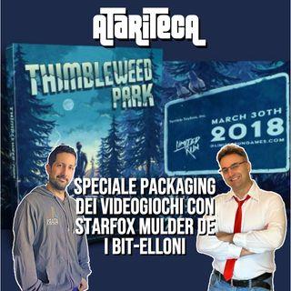 Speciale PACKAGING Dei Videogiochi con Starfox Mulder de I BIT-ELLONI