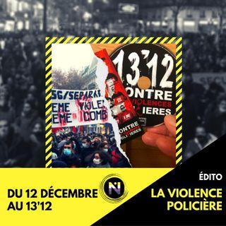 1212-13'12 la violence policiere