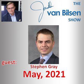 2021-05 - Stephen Gray, the Oak Ridges Hospice