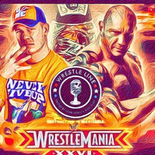 Daily#7 Batista vs. John Cena