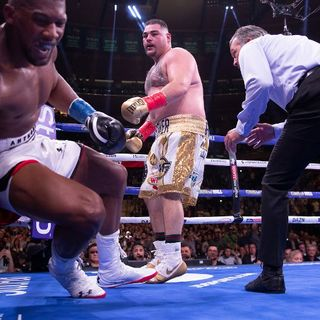 Ringside Boxing Show: Andy Ruiz's big, fat, Mexican upset ... plus, the scintillating history of Latino boxing in Southern California