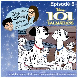 #9 - One Hundred and One Dalmations (1961)