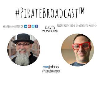 Catch David Munford on the #PirateBroadcast™