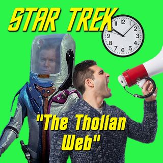 "Season 3, Episode 1: ""The Tholian Web"" (TOS) with Gordon Purcell"