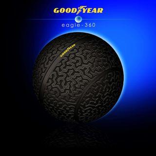 Goodyear Eagle 360 La llanta del futuro